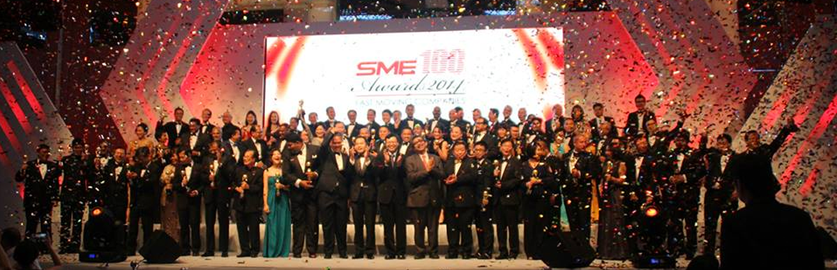SME award success